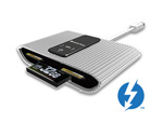 Thunderbolt Card Reader