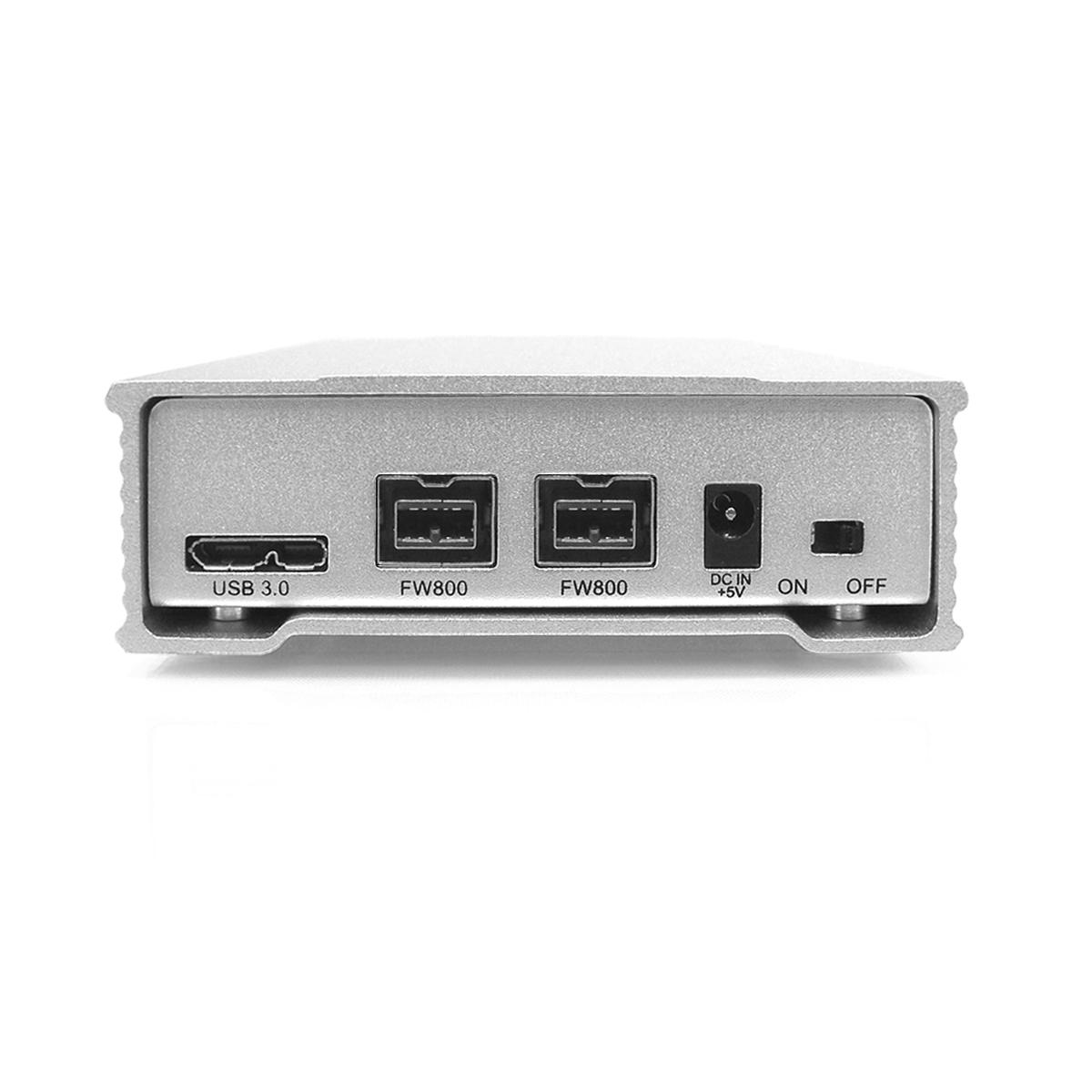 MiniPro FireWire 800, USB 3.0 Portable Hard Drive w/ Oxford Chipset