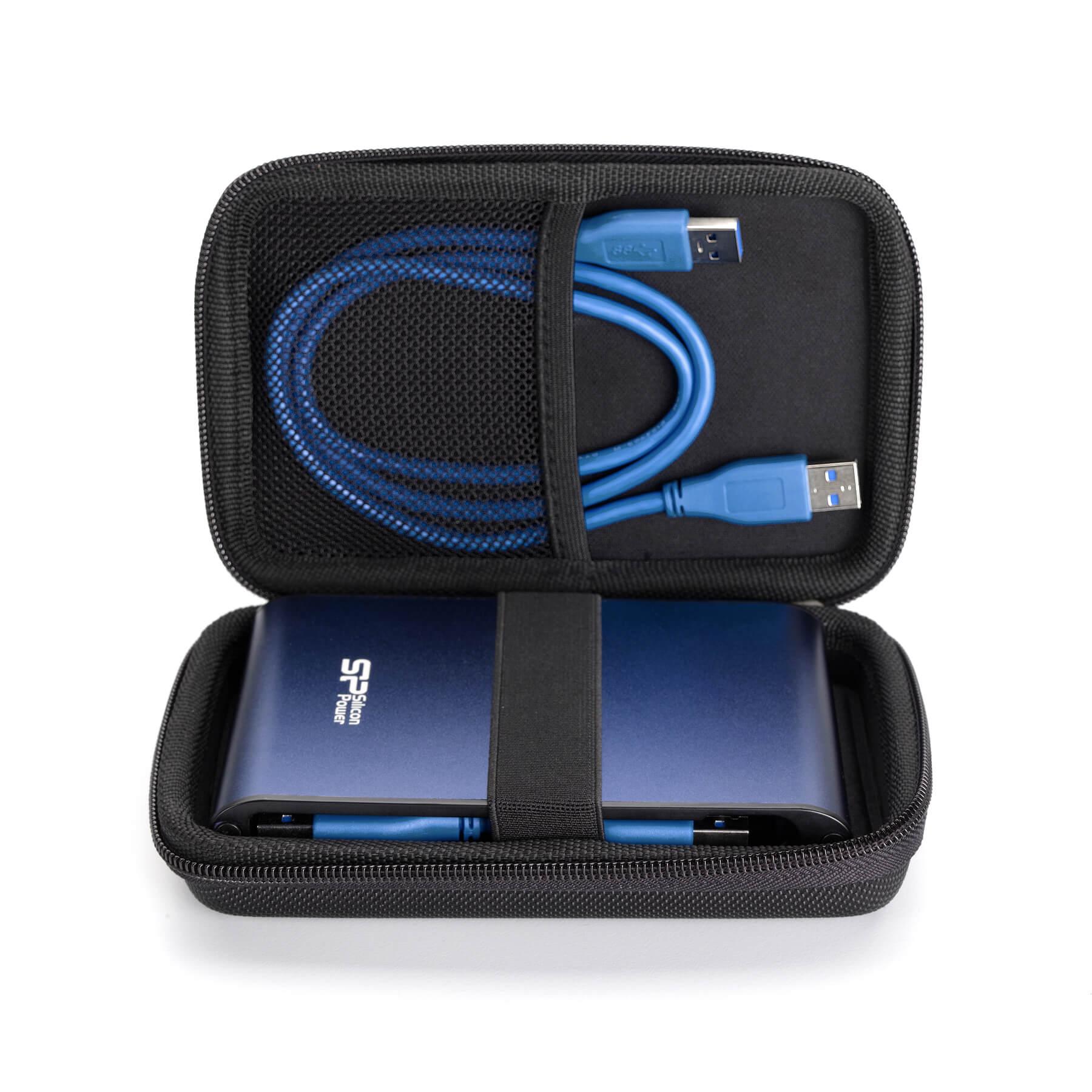 Drive Logic Portable Hard Drive Case
